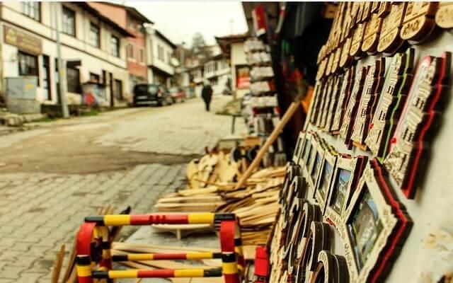 Göynük-kasaba-sokak