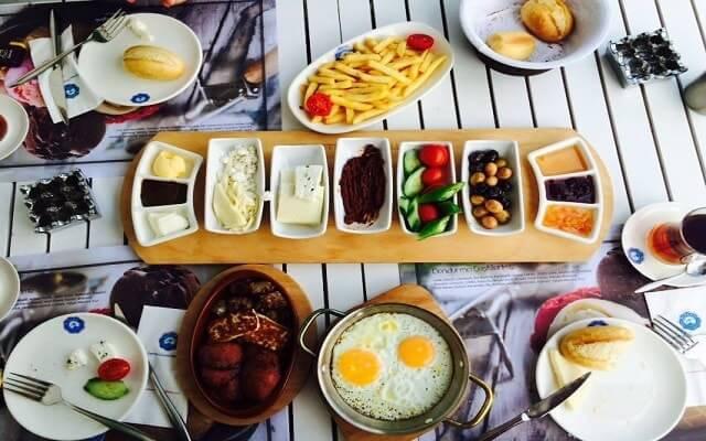 Kahvaltı mekanları